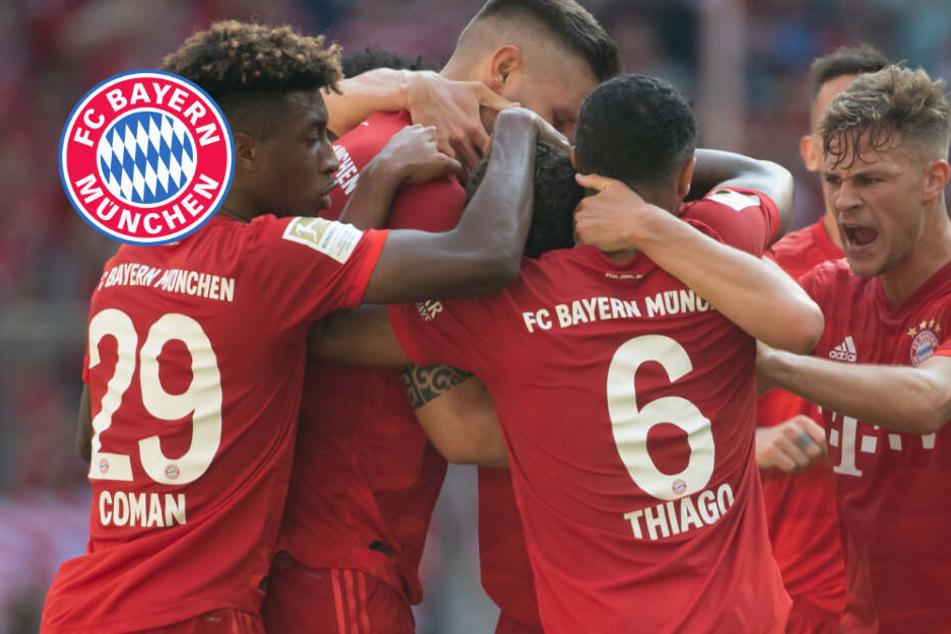 Demontage! FC Bayern zerlegt Mainz 05 bei Startelf-Debüt von Coutinho
