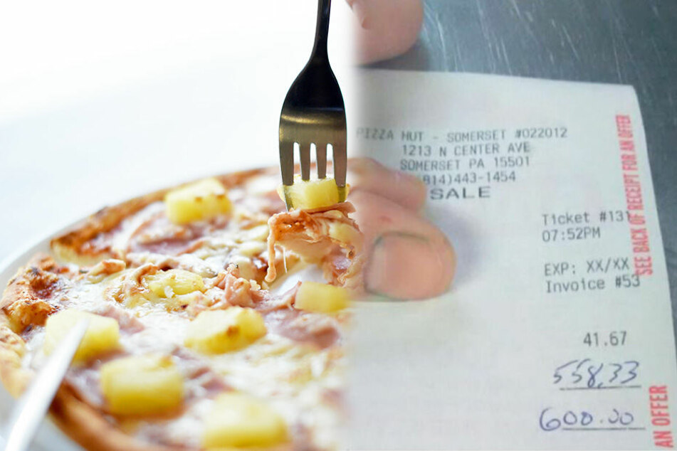 Obdachlose Kellnerin bekommt gigantisches Trinkgeld