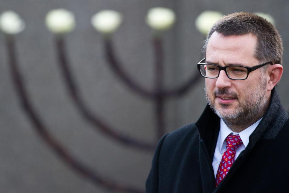 Stephan Kramer ist der Präsident des Thüringer Verfassungsschutz.