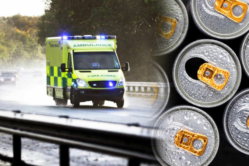 Zu viele Energy-Drinks! 26-Jähriger erleidet Herzinfarkt