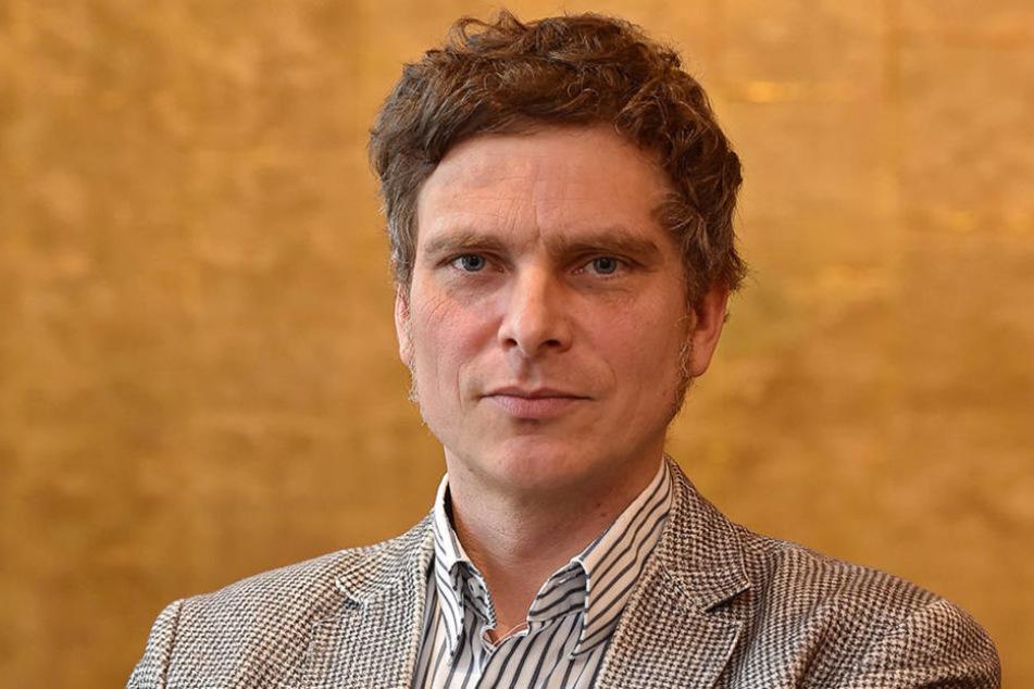 Grünen-Chef Thomas Löser (45) fordert: Macht das Blaue Wunder für Autos dicht!