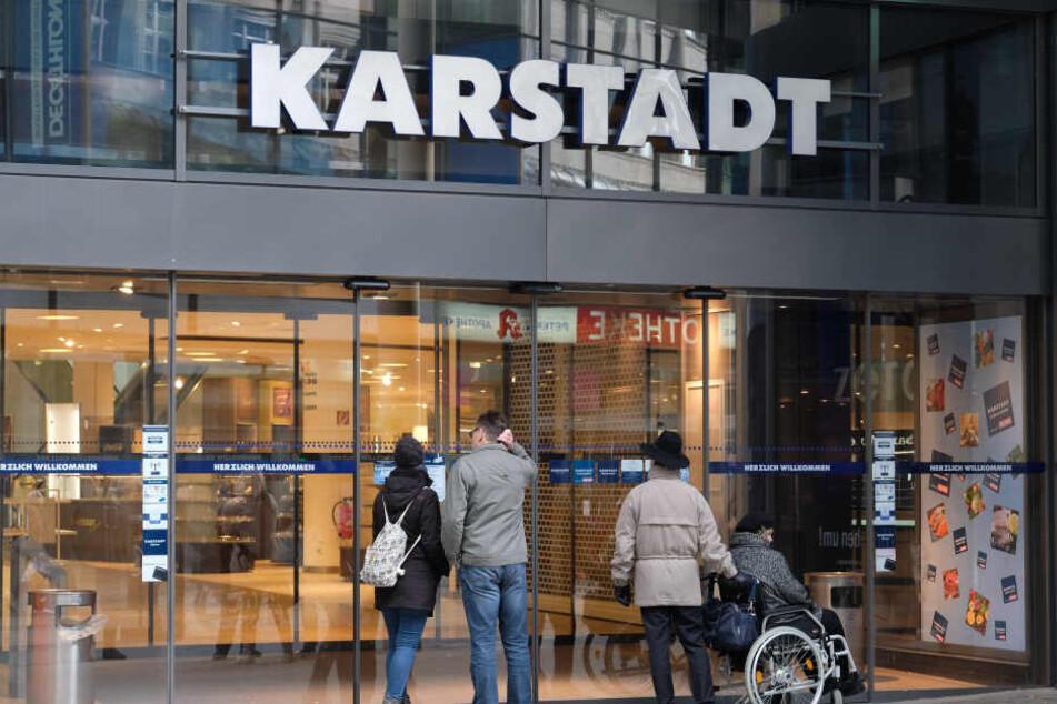 Am 8. Februar schloss die Leipziger Karstadt-Filiale. Was aus ihr wird, weiß nur der Eigentümer.