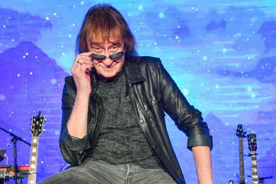 """Dieter""""Maschine"""" Birr (75) will die Urheberrechte an zahlreichen Puhdys-Songs ändern lassen - zu seinen Gunsten."""