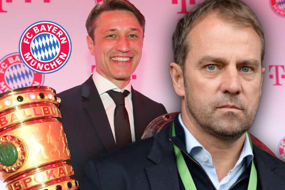 Unterstützung beim FC Bayern für Niko Kovac! Hansi Flick wird wohl neuer Co-Trainer