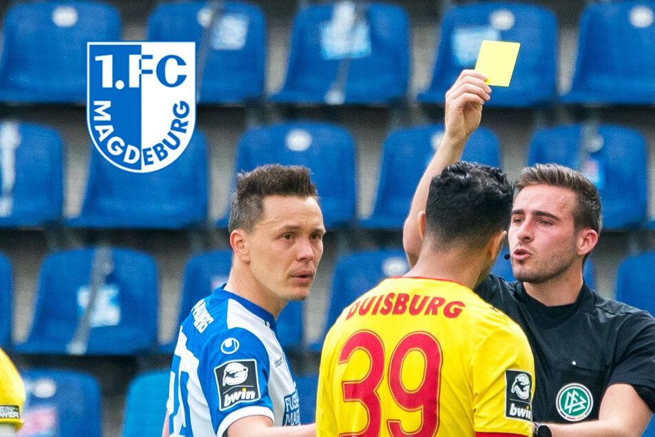 "Baris Atiks Tor Nebensache! Rudelbildung nach Streit bei Magdeburg gegen Duisburg: ""Den töte ich"""