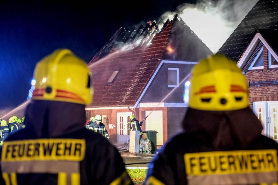 Bei einem Wohnungsbrand auf Sylt ist eine Frau ums Leben gekostet.