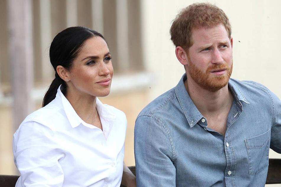 Prinz Harry (34) und seine Frau Herzogin Meghan (37) erwarten Ende April/Anfang Mai ihr erstes Kind.