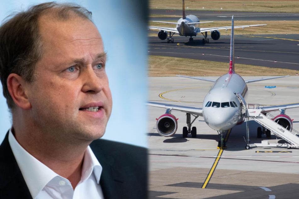 NRW-Flüchtlingsminister Joachim Stamp (FDP) hält die Abschiebung für rechtmäßig.