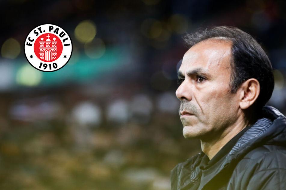 St.-Pauli-Trainer Luhukay legt sich vor KSC-Spiel in der Torwart-Frage fest