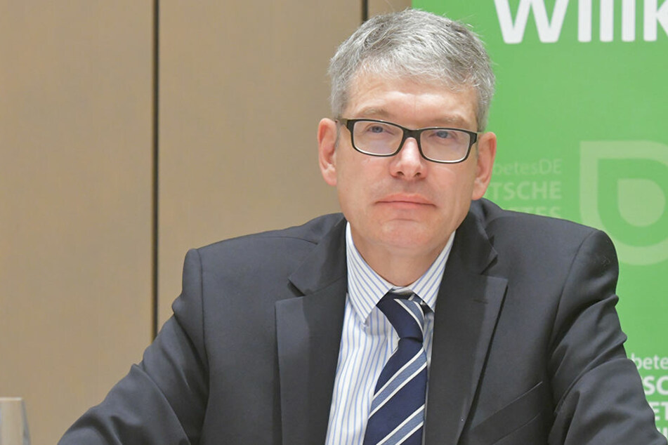 Dr. Christian Korbanka von der IKK.