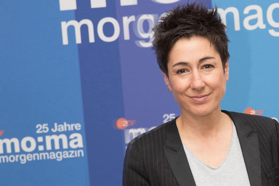 """Moderatorin Dunja Hayali (43) fragt: """"Wieso läuft jetzt alles Richtung Feindschaft?"""""""
