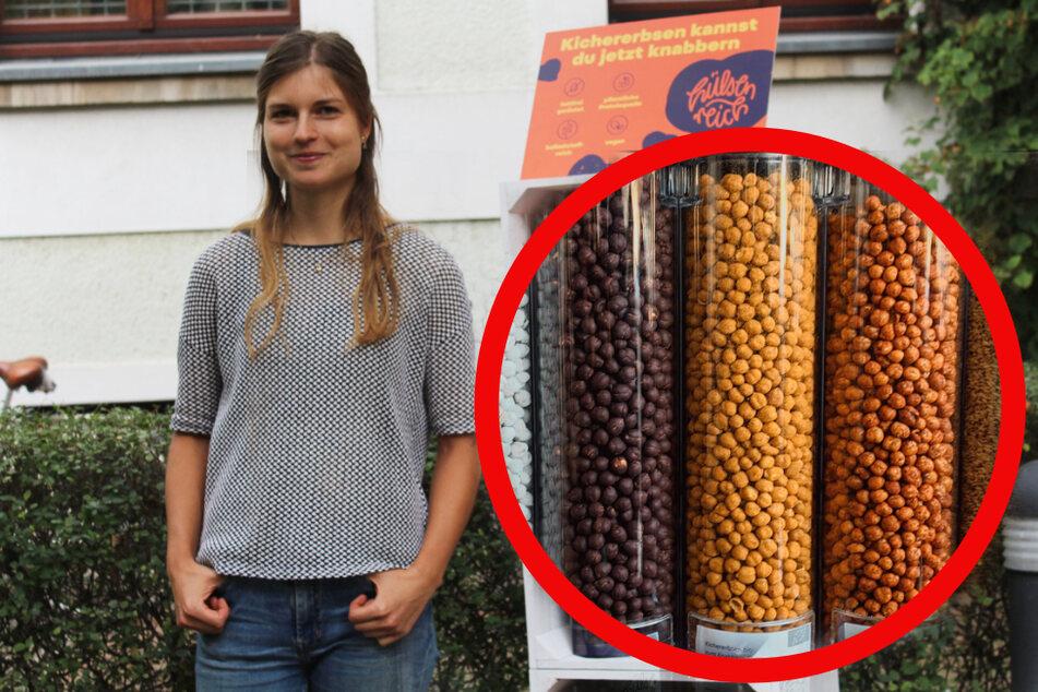 """Chips in gesund: Leipziger Start-up """"Hülsenreich"""" stellt Snacks aus Kichererbsen her"""
