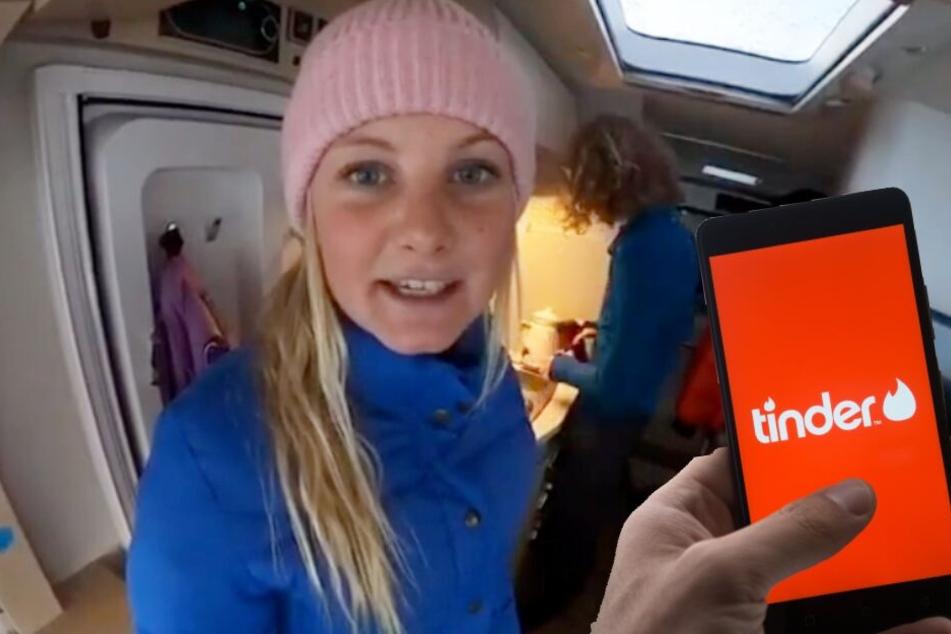 Abenteurer bleiben auf Expedition im Eis stecken: Tinder rettet sie!