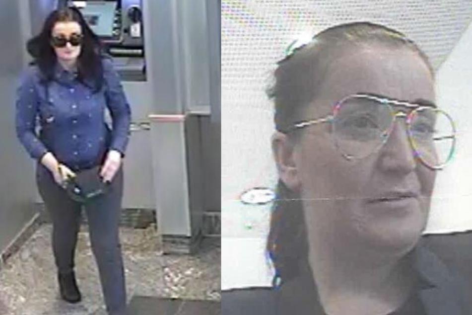 Die Polizei fahndet mit Aufnahmen einer Überwachungskamera nach dieser Frau.