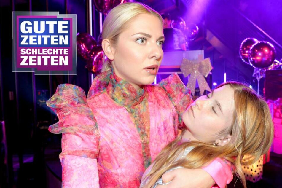 GZSZ: Schock bei GZSZ: Johanna bricht zusammen!