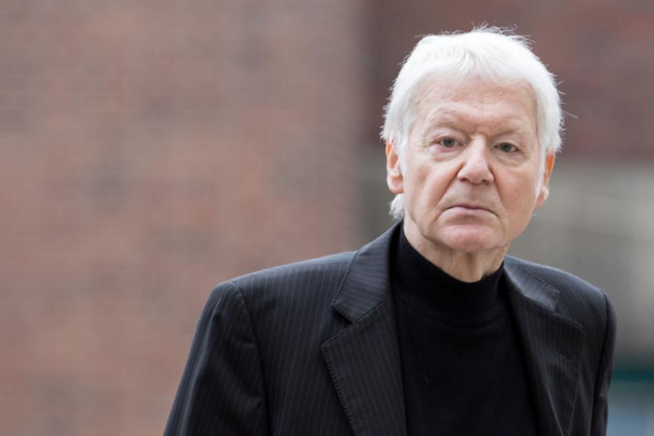 Mit vorsätzlichem Bankrott soll er einen Millionenschaden angerichtet haben: Anton Schlecker. (Archivbild)