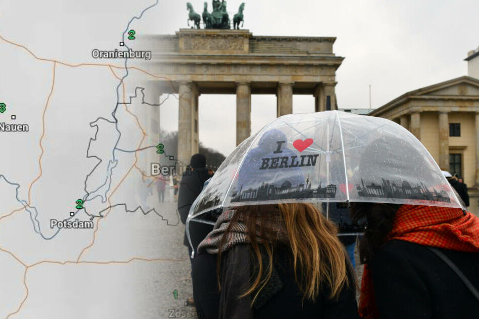 Wetter in Berlin und Brandenburg: Es wird ungemütlich!