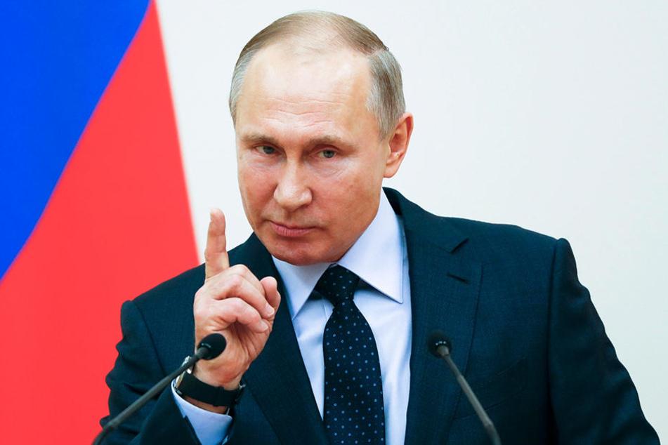 Das Embargo sollte Wladimir Putin wegen der Krim strafen – doch es traf auch den sächsischen Maschinenbau.