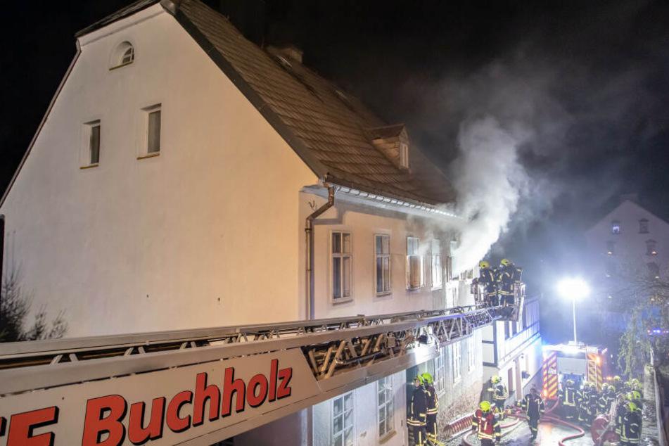 Das hat den tödlichen Brand in Annaberg ausgelöst
