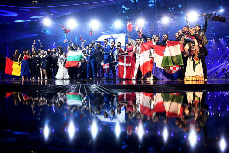 Am Samstag findet in Kiew das Finale des Eurovision-Songcontests statt - wer nicht alleine schauen will, trifft sich in der Kirow-Kantine!