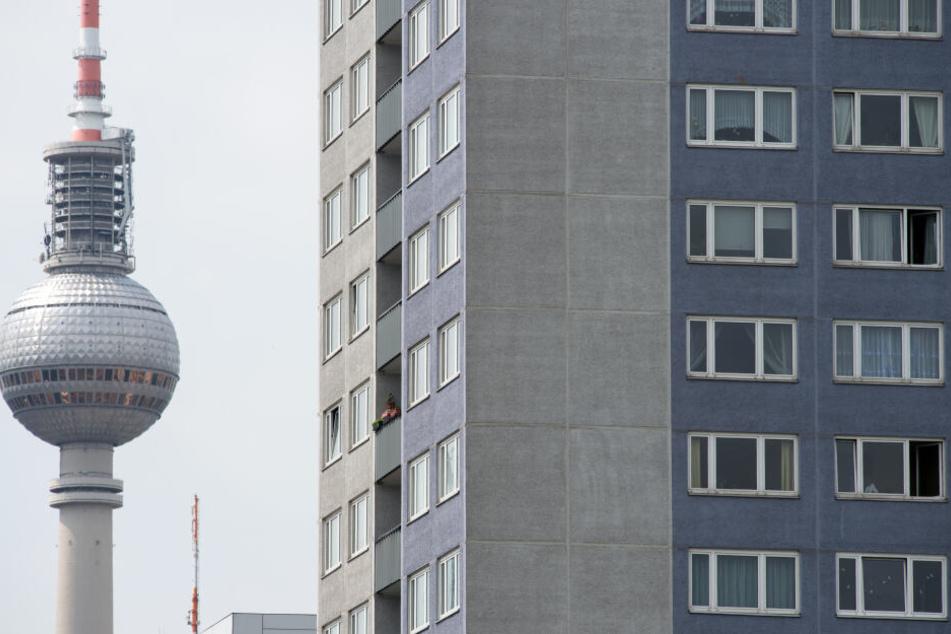 """Eine Initiative will Unterschriften sammeln, um über 3000 Wohnungen zu """"vergesellschaften""""."""