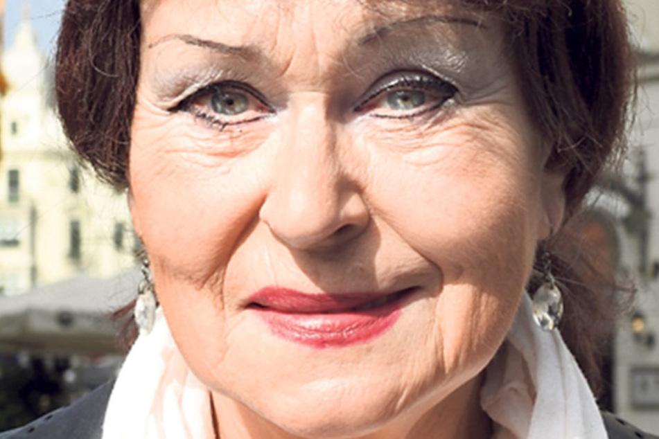 """Thea Lorenz (65), Leipziger Malerin: """"Ich tendiere zu Schulz von der SPD, bin aber noch unentschlossen und werde mich wohl erst am Wahltag entscheiden."""""""