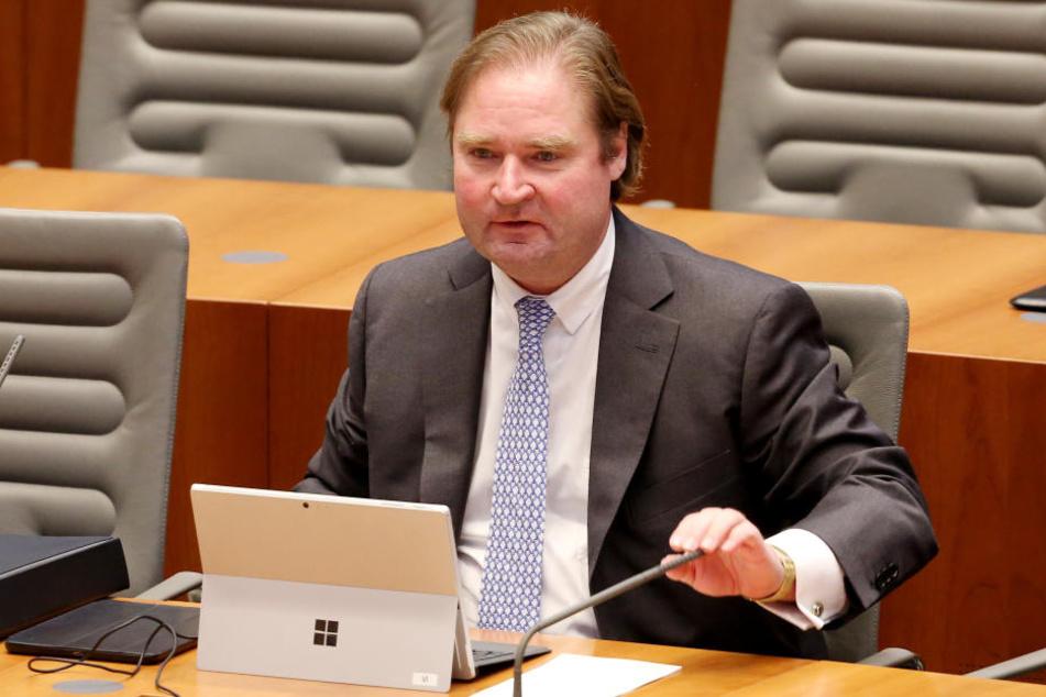 NRW-Finanzminister Lutz Lienenkämper (CDU).