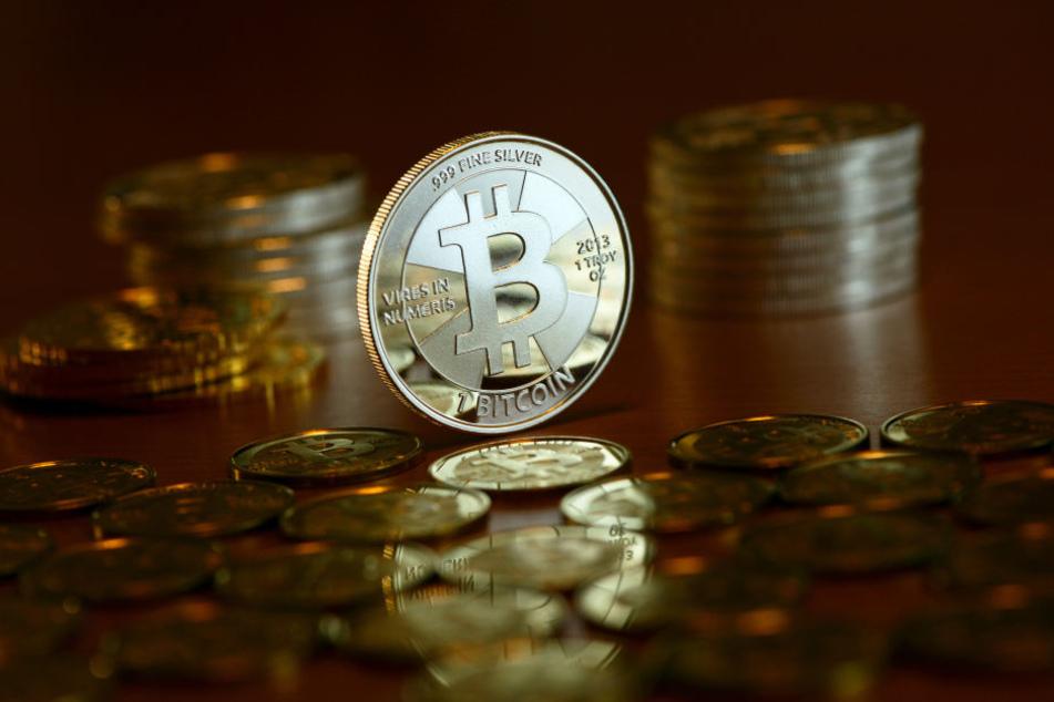 Exakt 227 Bitcoins stellte das Land Hessen in diesem Jahr bislang sicher (Symbolbild).