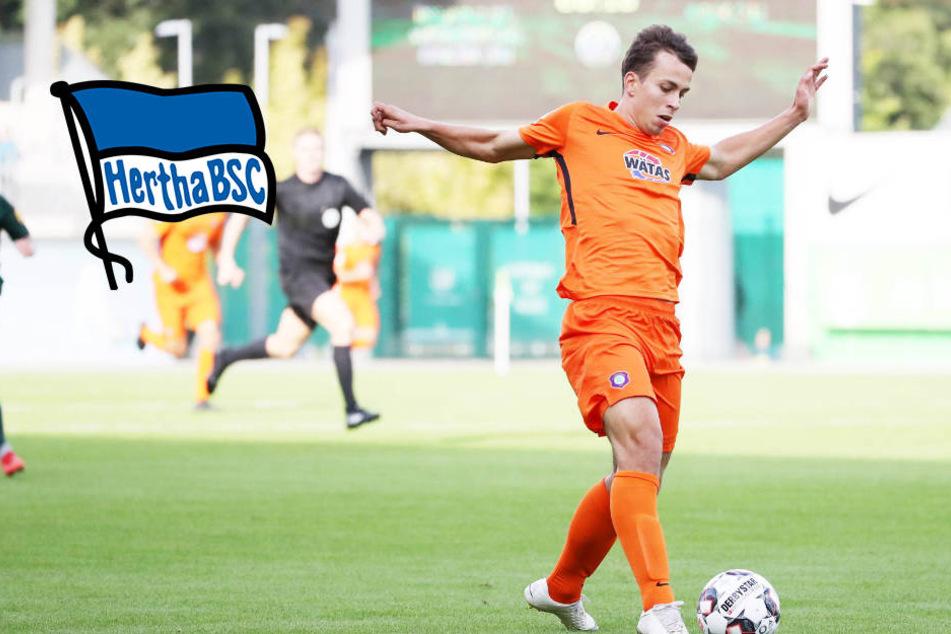 Hertha-Talent Maximilian Pronichev wechselt zu Ost-Klub