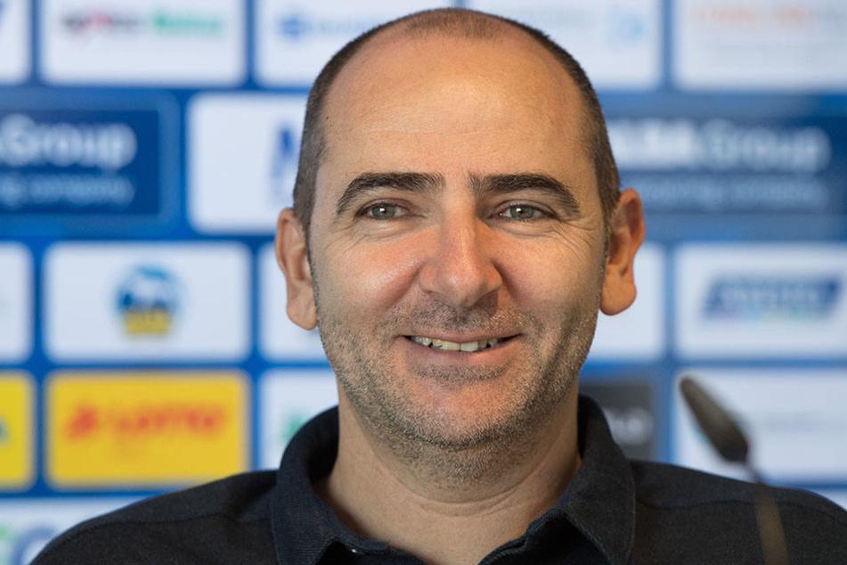 ALBA-Sportchef Himar Ojeda freut sich über den Neuzugang.