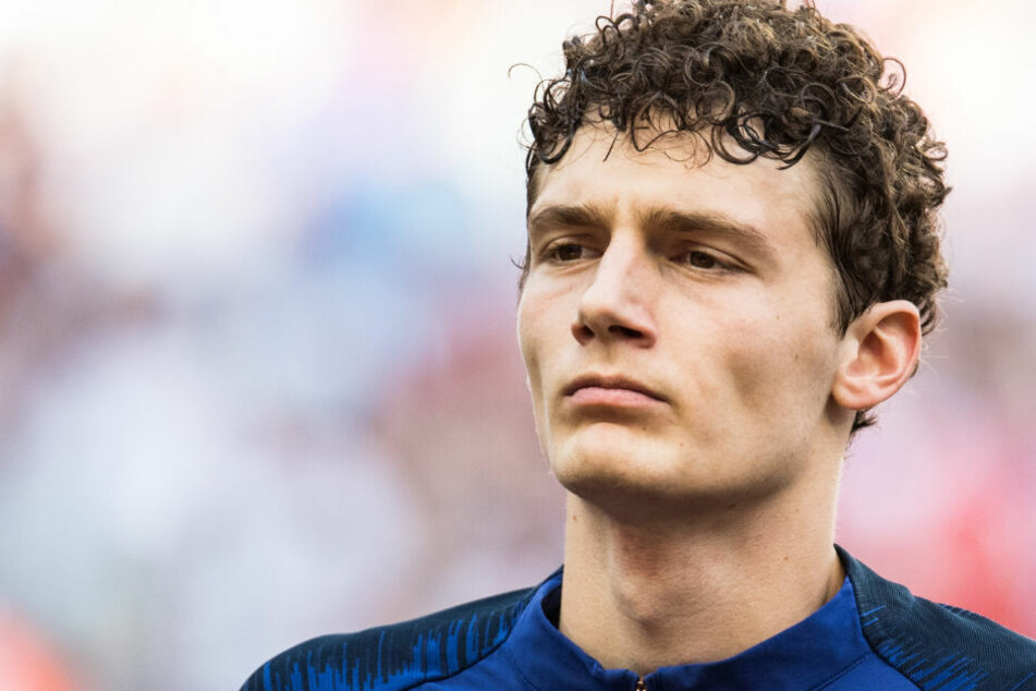 Benjamin Pavard (22) wurde 2018 mit der französischen Nationalmannschaft Weltmeister.