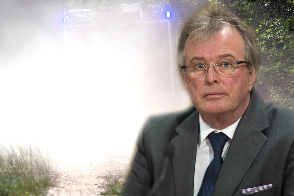 AfD-Politiker spottet über Eurofighter-Absturz, dann rudert er zurück