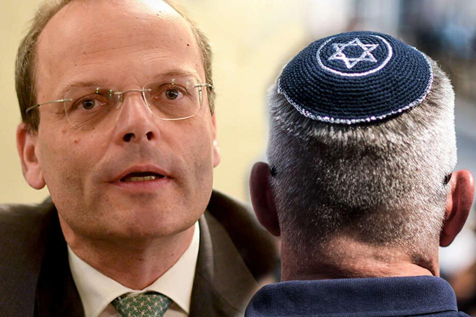 Versagt der Staat? Regierung warnt Juden in Deutschland, Kippa zu tragen