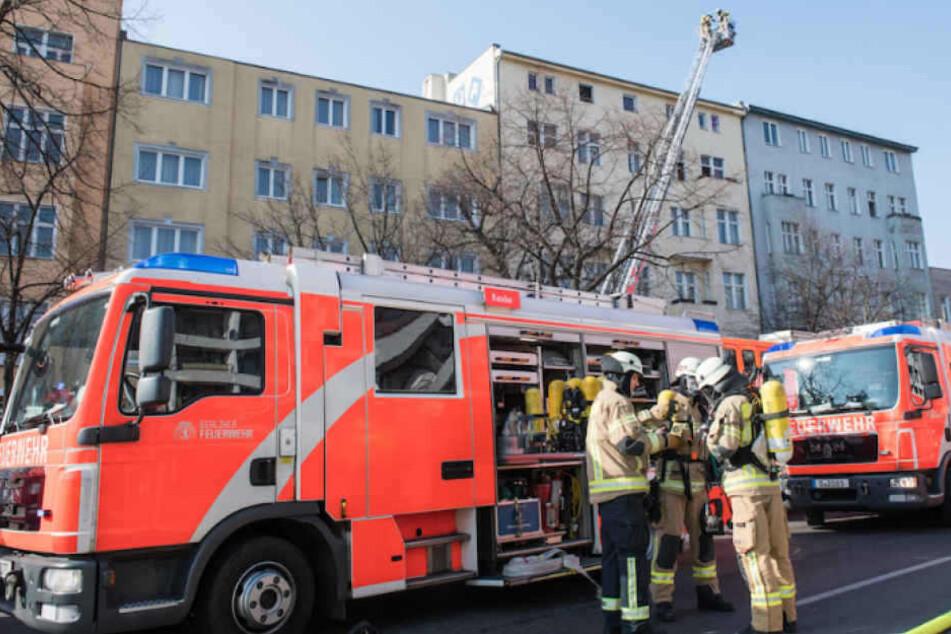Allein bei den Fahrzeugen der Berliner Feuerwehr gibt es einen Investitionsstau von 160 Millionen Euro. (Symbolbild)