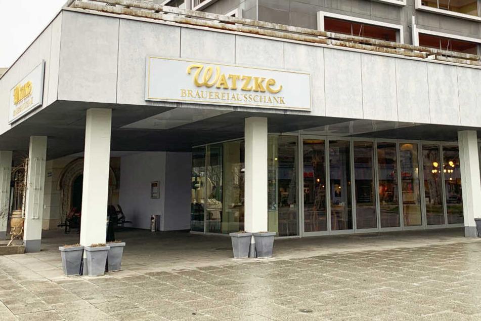 """Einbruch im """"Watzke am Goldenen Reiter"""": Polizei umstellt Haus und verhaftet Dieb!"""