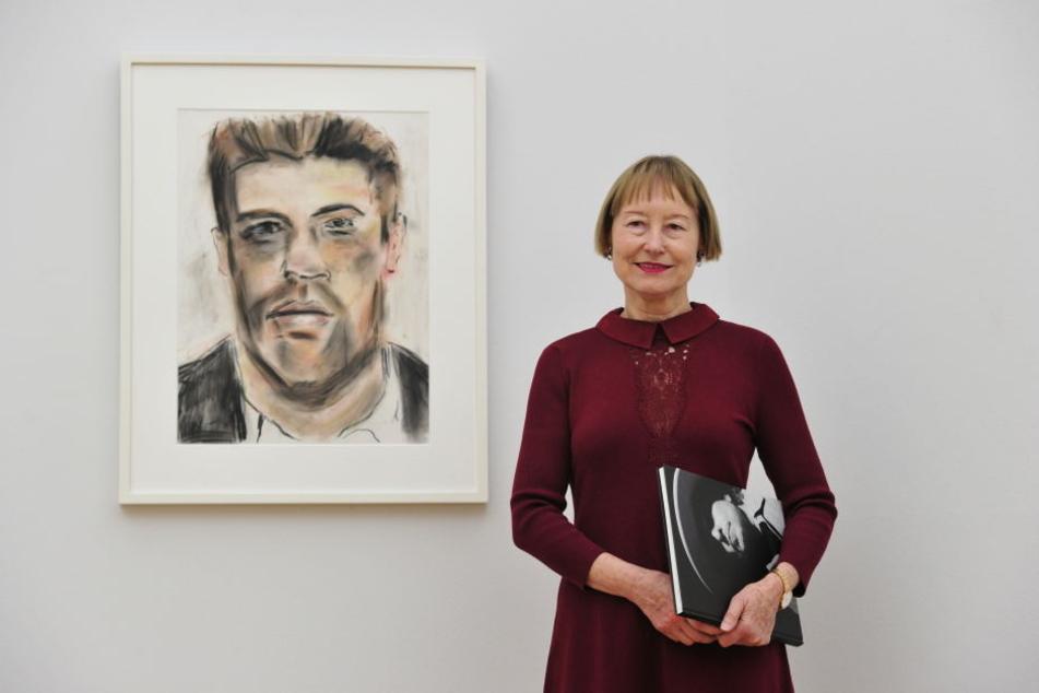 Die vielfach ausgezeichnete Museumschefin Ingrid Mössinger (75) leitet die Kunstsammlungen seit 1996 als Direktorin.