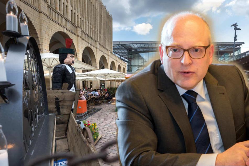 """So etwas Niveauloses"": Bürgermeister kritisiert Erzgebirgsdorf"