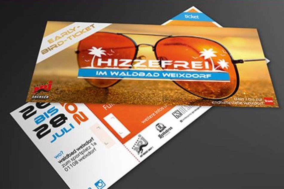 Der Vorverkauf für die begehrten Tickets wurde gestoppt, an der Abendkasse kostet das gesamte Wochenende dennoch nur 35 Euro.
