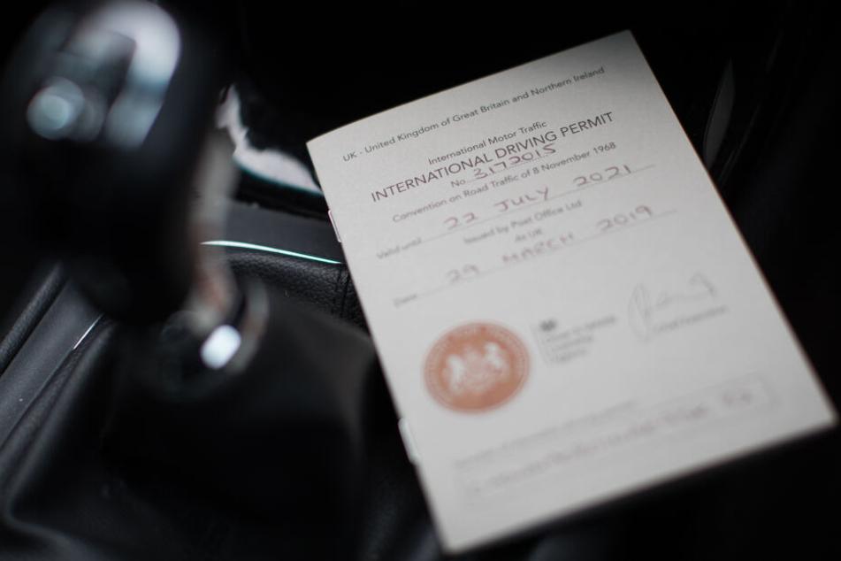 Brauchen Briten nach dem Brexit einen neuen Führerschein in Deutschland?