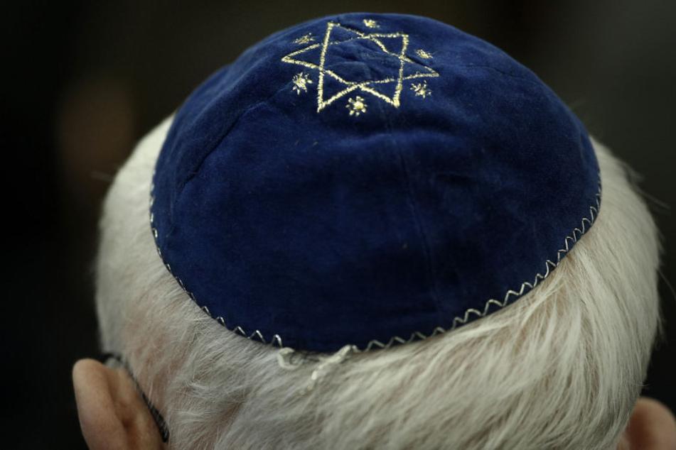 Die Zahl der Taten mit judenfeindlichem Hintergrund wuchs um über 38 Prozent. (Symbolbild)