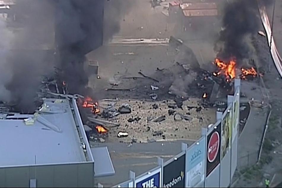 Es ist der schlimmste Unfall in der zivilen Luftfahrt im Staat Victoria seit 30 Jahren.