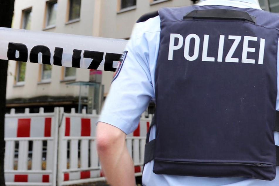 Der Täter wurde noch am Tatort von der Polizei verhaftet (Symbolbild).