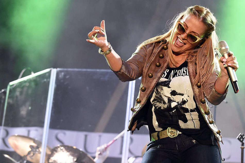 Der nächste Superstar für Zwickau: US-Sängerin Anastacia (49) kommt im August in die Stadthalle der Geburtstagsstadt.