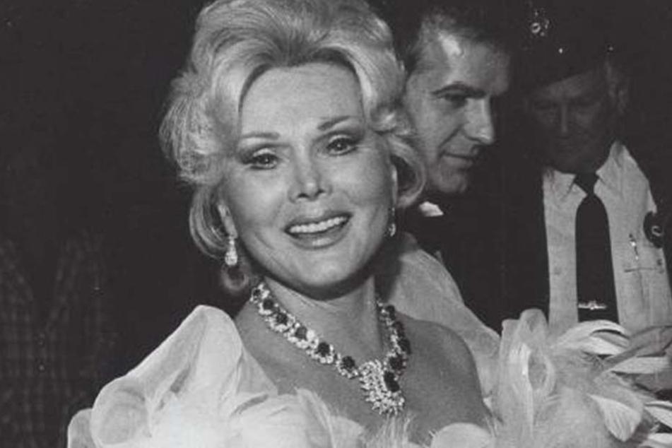 Zsa Zsa Gabor (✝99) galt als eine der schillerndsten Gestalten Hollywoods.