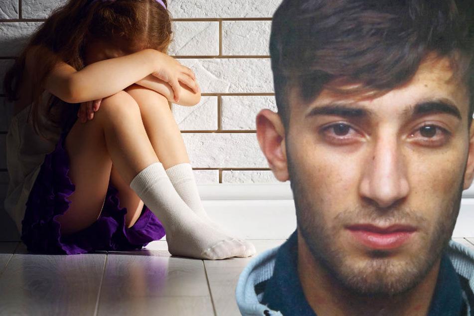 Zwei Mal soll Ali Bashar das elf Jahre alte Mädchen vergewaltigt haben.