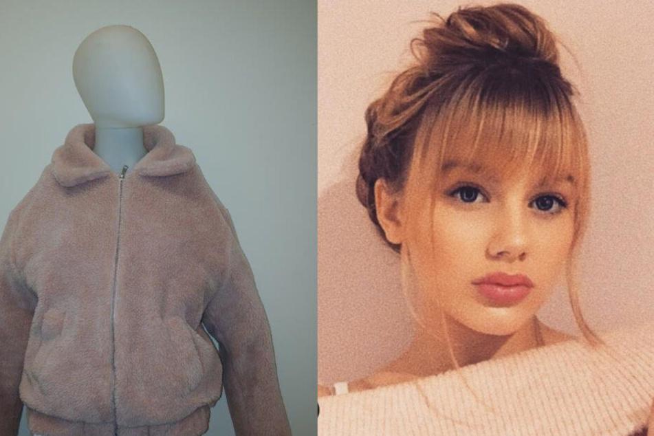 Diese Jacke trug die vermisste Rebecca bei ihrem Verschwinden.