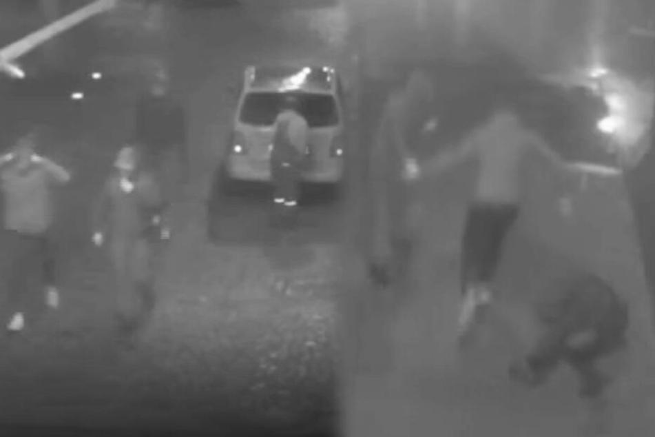 Attacke auf AfD-Chef Frank Magnitz: Polizei veröffentlicht Video der Tat