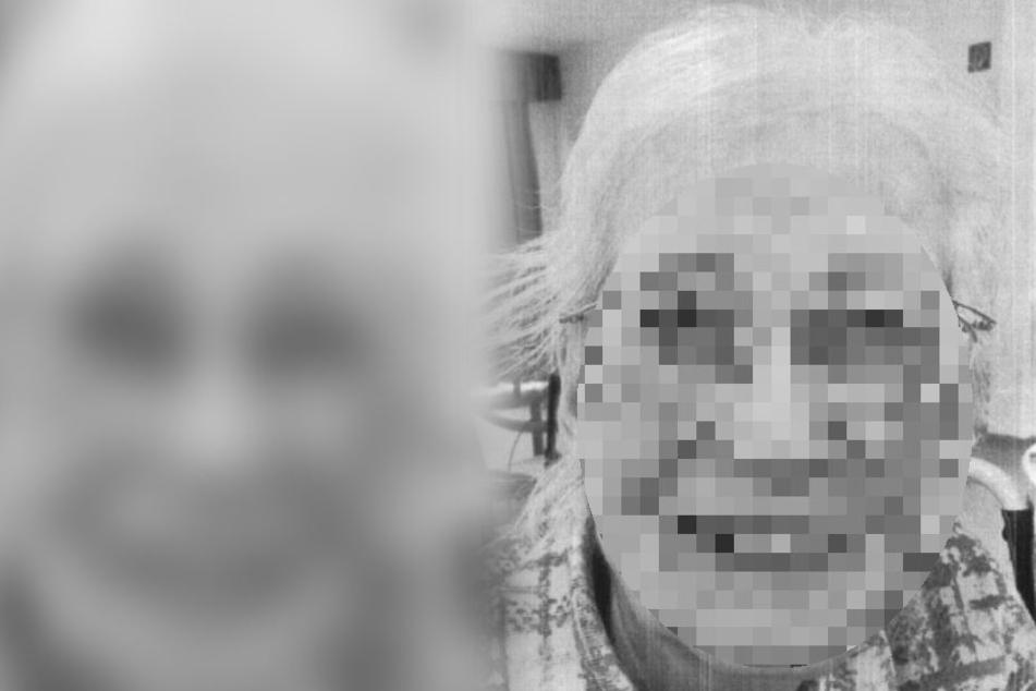 Sie hat Demenz, findet nicht allein zurück: Wer hat Annemarie M. gesehen?