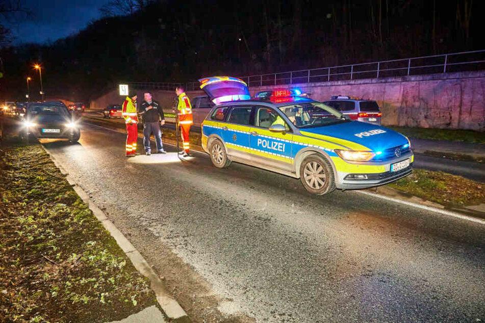 Radfahrer von Multicar erfasst: Mann (33) schwer verletzt!