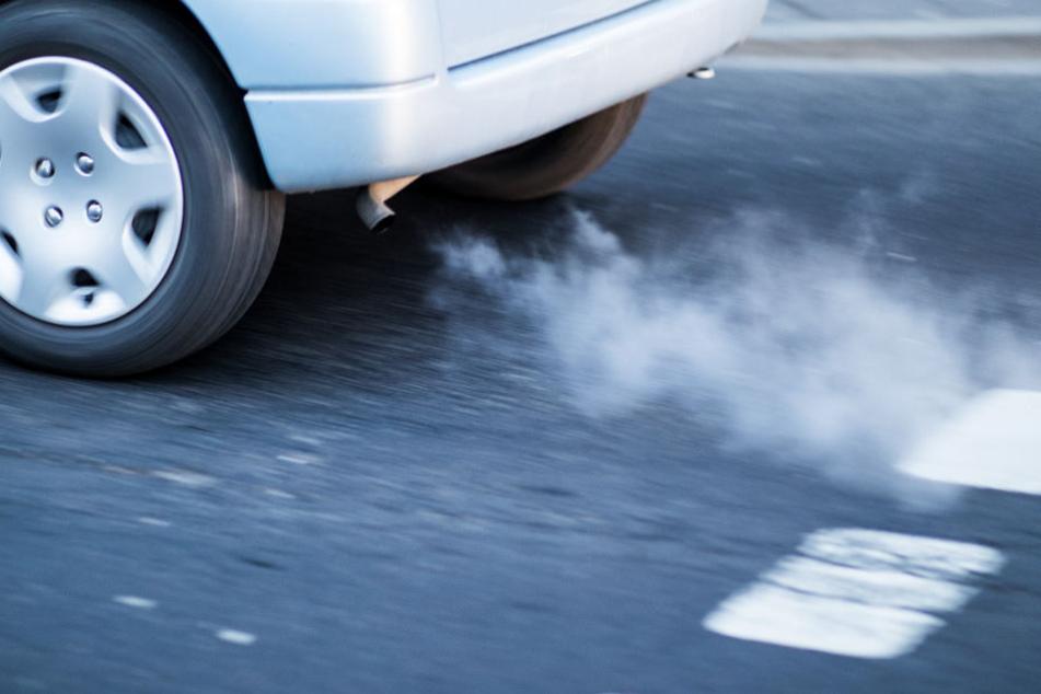 Dieselfahrverbote sind laut einem Urteil des Bundesverwaltungsgerichts zulässig. (Symbolbild)